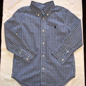 Ralph Lauren Button Down Shirt - Size 6
